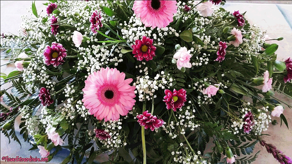 Holiday flowers, wedding flowers, sympathy flowers